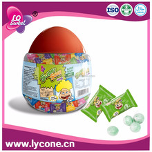 Hot selling magic crazy sour candy around the world market forsuper sour candy