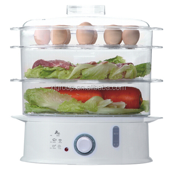 9L electric food steamer