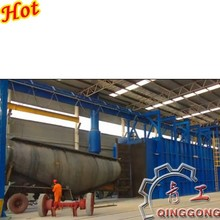 Qinggong Series Industrial Enclosures Sand/Shot/Abrasive/Grit Blasting/Peening Booth/Room/Chamber/Cabinet/Equipment