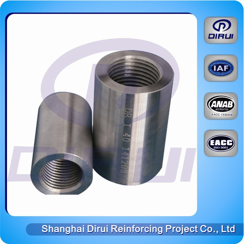 12 years hot products to sell online rebar mechanical coupler for Constructions/Subways
