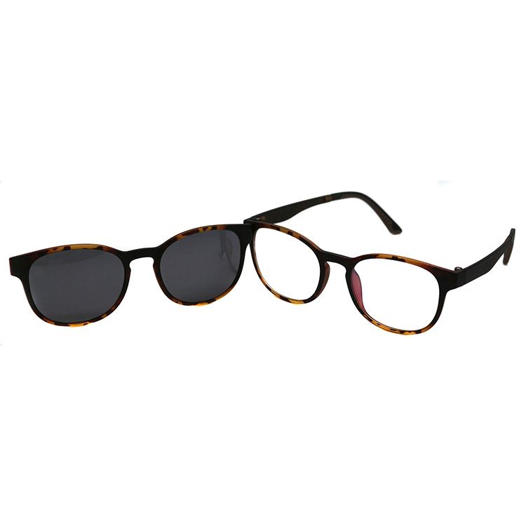 China Manufacturer Oem Quality Clip On Classical Color Change Frame Sunglasses