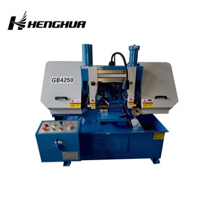 HH4250 Vertical Horizontal Band Sawing Machine with Multiple Band Blade Saw