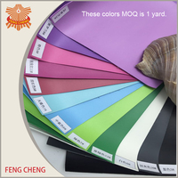 Non Slip Breathable Pu Leather For