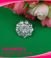 Top Quality Crystal Rhinestone Button For Garment Decoration