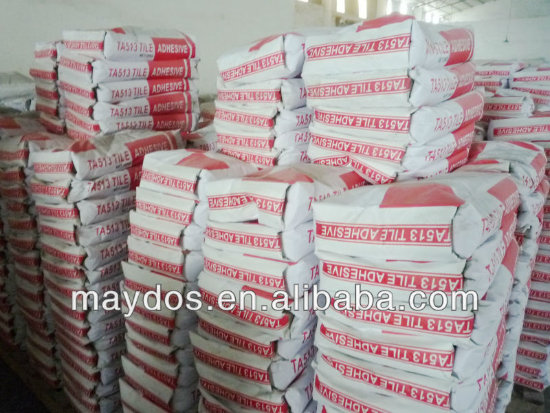 Maydos Flexible Waterproof powder Ceramic tile adhesive chemical adhesive /Grout for tile (China paint company/Maydos paint)