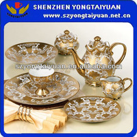 porcelain tea ware