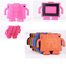 Children Kids ShockProof Safe Foam EVA Case Handle Cover Stand For iPad 2 3 4