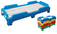 (HB-06702) wooden separable bunk bed/ kids wood car beds/ wholesale kindergarten wood bed for kids