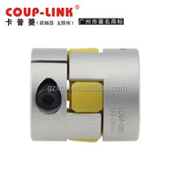 Coup Link shaft jaw coupling 3 kinds of hardness sleeve coupling manufacture