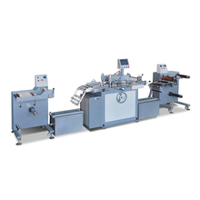 Automatic Paper Blank Label Roll Corrugated Rotary Die Cutting Machine Paper Price