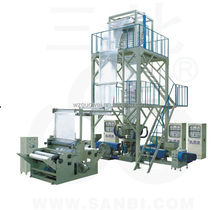 3SJ-G Three-layer Common-extruding Rotary Die Film Blowing Machine