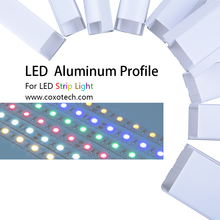 China supplier Floor Light LED Strip Lighting Aluminum Profile/Aluminum Profile For Stairs