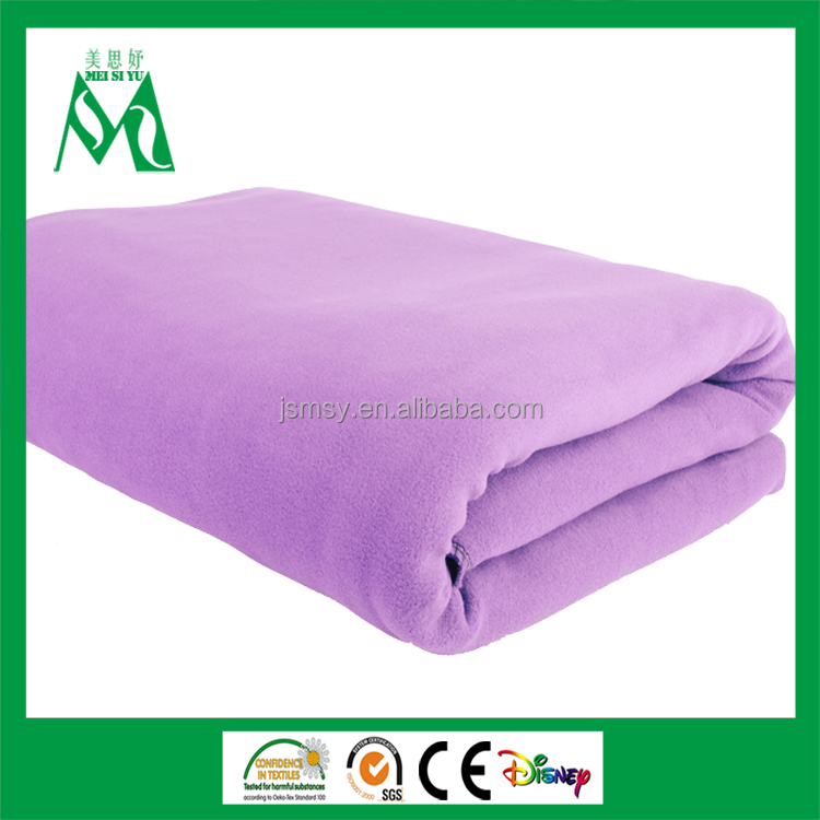 Factory china polar fleece blanket wraps for adults