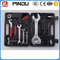 36pcs bicycle repair multi mechanics tool kits set