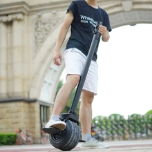 High quality big one wheel hub motor 500w hoverboard handle bar with factory price