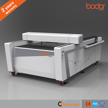 China Bodor Wifi Control High Precision BCL1325BSM Ball Screw CO2 Metal non-metal Laser Engraving Cutting Machine