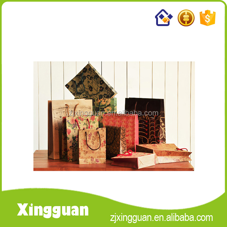 outdoor advertising high quality low paper bag price,paper bag for gift,paper gift bag