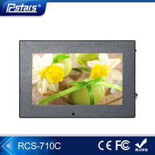 7inch digital advertising screens for retail /store sale(RCS-710C)