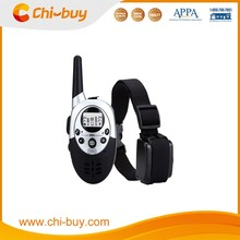 1000m Remote Control, No Barking Training Electric Shocking Dog Collar