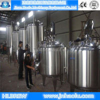 stainless steel beer mashing system for brewery(CE),commercial beer brewing equipment