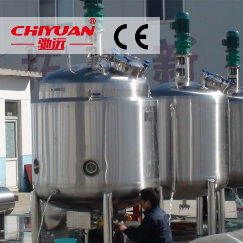 Factory price jacket coil heating chemical reactor/mixing equipment No. 04748