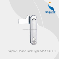 Saip/Saipwell High Quality Electrical Door Panel Cabinet Lock With CE Certification
