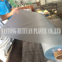 Fashional Calendering Translucent Soft Plastic PVC Film for Gift Wrap