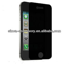 Two Way Privacy Screen Guard/Filter For iphone4/4S