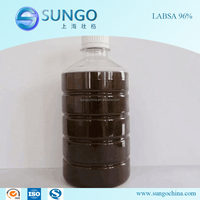 Factory Price Linear alkyl benzene sulphonic acid LABSA 96% for Detergent Use