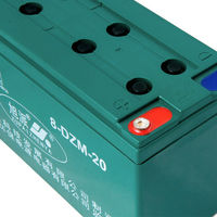 Manufacturer of 16v20ah lead acid batteries osaka battery