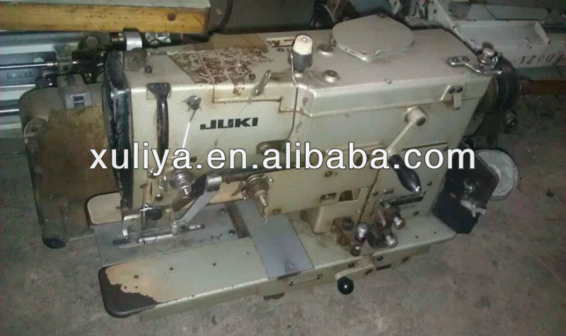 reconditioned Japan Second Hand Used Button Hole juki lbh-781 sewing machine