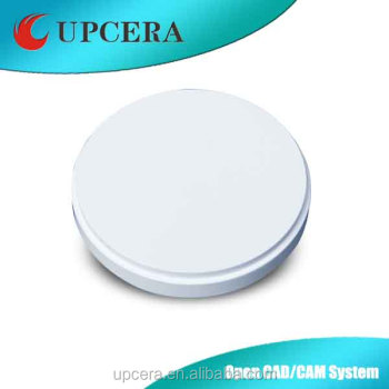 dental zirconia disc