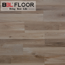 FLOORSCORE high quality best price matt EIR photo laminate wood look rubber flooring with green certify