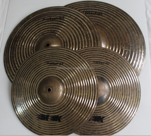 MK- Natural Series High Grade B20 Metal Cymbal MK-Natural Handmade Chinese Cymbal/Dark Tones Cymbal Set For Jazz,blues and R&B