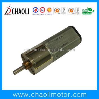 small geared DC motor 8*10MM CL-G10-FFM10 spur geared motors for massager,game machine and electronic lock-chaoli2016