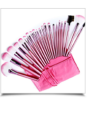 100pcs/lot disposable micro eyelash mascara brush for women