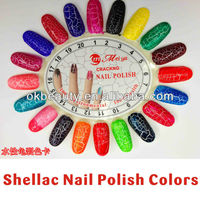 High Quality Professional Healthy Nail Polish