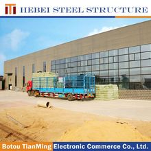 new reefer container steel building and sandwich panel japanese warehouse made in china