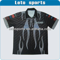 short sleeve blank jersey motocross