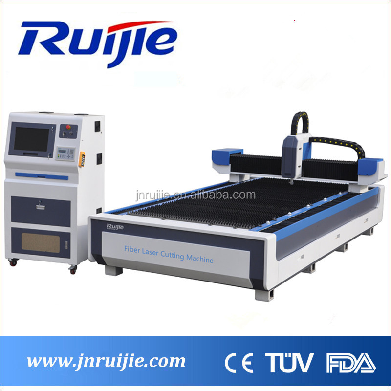 RUIJIE 1530 Fiber laser cutting machine 500w 1000w cnc laser metal cutting machinery
