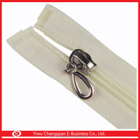 5# the new fashion decorative nylon zippers form yiwu factory