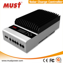 New design product 48V 60A lifepo4 mppt solar charge controller
