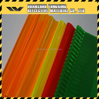 Cheap Raw Reflective Material of Reflective Colorful Sheet