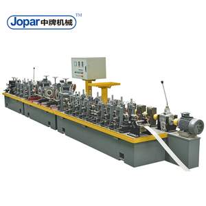 High Precision Square Stainless Steel Pipe Making Machine