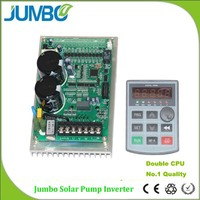 Jumbo 3-phase fully automaitic MPPT solar water pump solar inverter