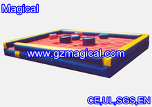 Inflatable Fighting Arena, Inflatable Gladiator Jousting ring for sale