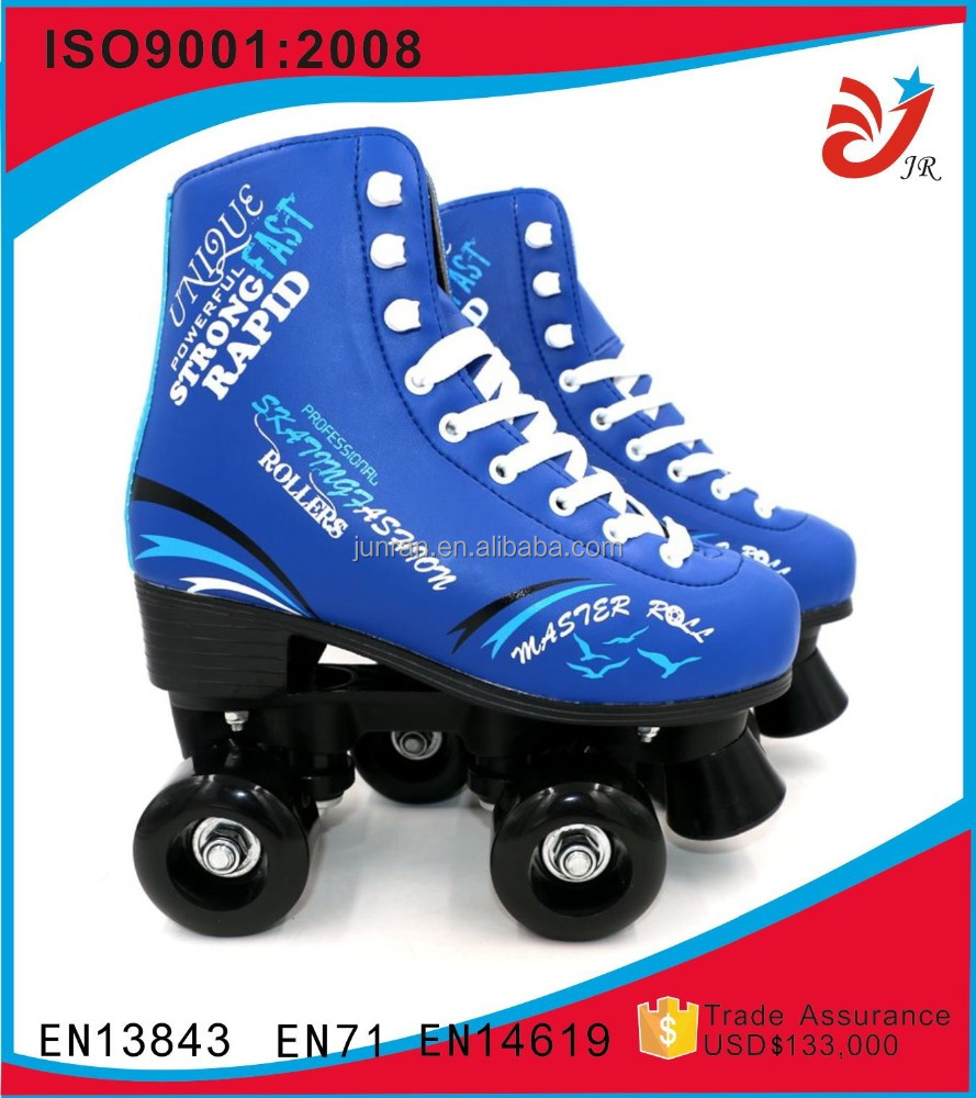 Factory wholesale quad roller skate inline speed skate shoes