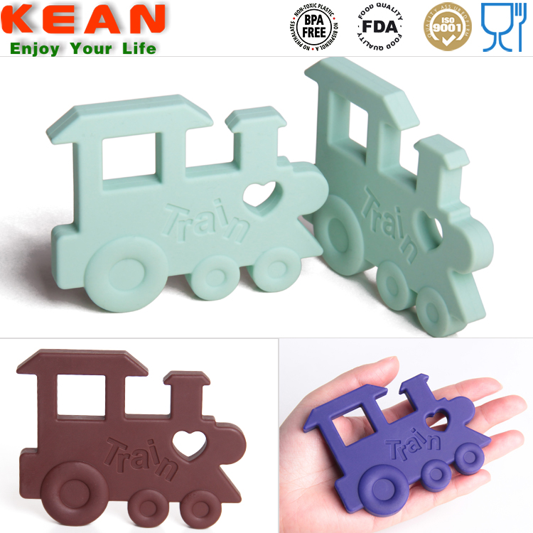 Educational silicone baby toys/cute pop toys teether of crush cars for sale