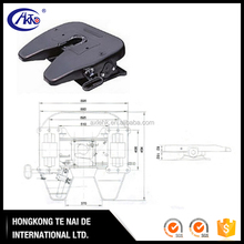 Heavy Duty Semi Truck Reliable Spare Parts Fifth Wheel