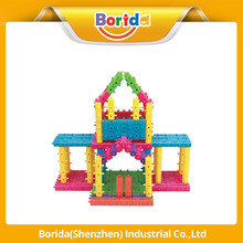 High quality safe material puzzle building blocks toy for kids like